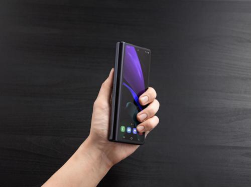 """折叠屏手机中的""""启明星"""",三星Galaxy Z Fold2 5G引领行业趋势"""