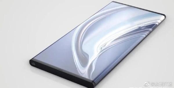 小米11民间渲染图出炉:曲面屏设计还有方形相机模组