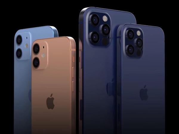 iPhone 12全系配色曝光:海军蓝或成新晋主打色