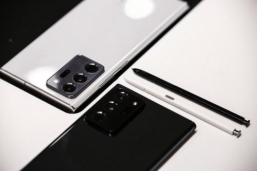 高标准品控,三星Galaxy Note20 Ultra成功俘获消费者芳心!