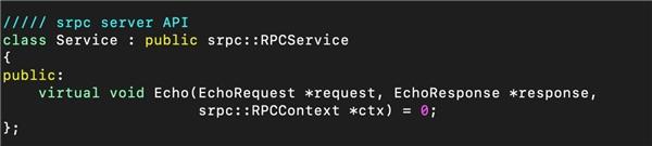 搜狗开源srpc:自研高性能通用RPC框架