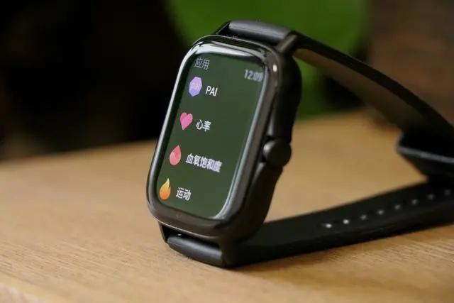 华米科技 Amazfit GTS 2 使用类金刚石镀膜,比一般智能手表耐刮20倍