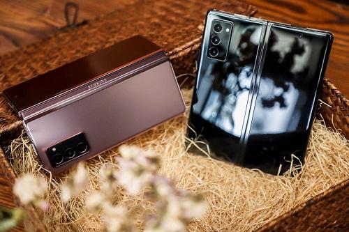 """科技缔造""""巴适""""未来 三星Galaxy Z Fold2 5G成都行"""