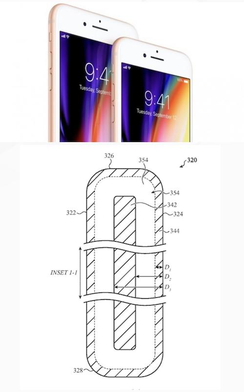 新专利显示苹果可能会使用陶瓷颗粒来减少iPhone屏幕的裂纹