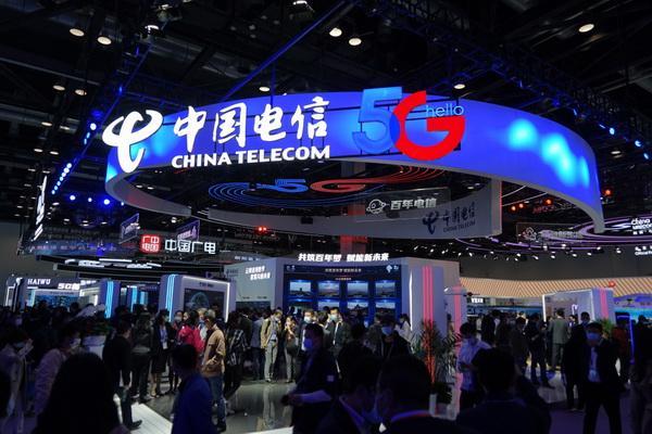 共筑百年梦,赋能新未来,中国电信惊艳亮相北京通信展