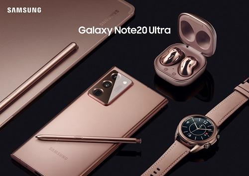 娱乐工作两不误,三星Galaxy Note20 Ultra黑科技加持,娱乐更尽兴!