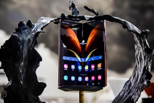 打开未来移动生活,三星Galaxy Z Fold2 5G亮相羊城