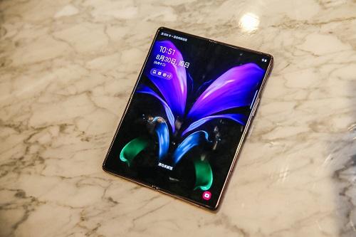三星Galaxy Z Fold2 5G由内而外的创新 赢得消费者青睐