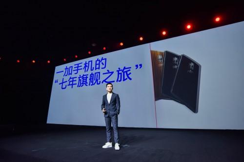一加8T继续引领高帧屏体验,刘作虎称将发力三大方向