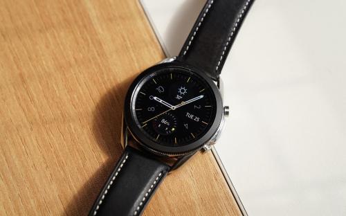 三星Galaxy watch3中一些有趣的小应用