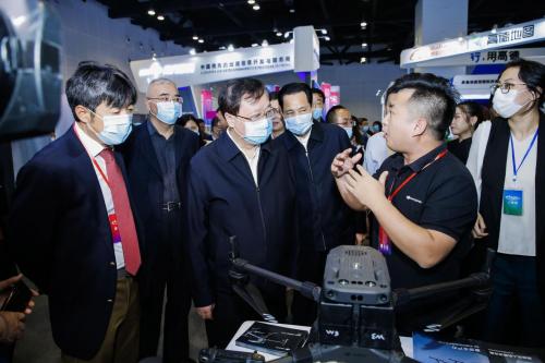 大疆行业应用亮相 2020 地理信息产业大会,志在推进航测遥感平民化