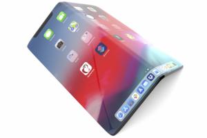 苹果研究更强的可折叠设备显示屏 以抵抗裂缝