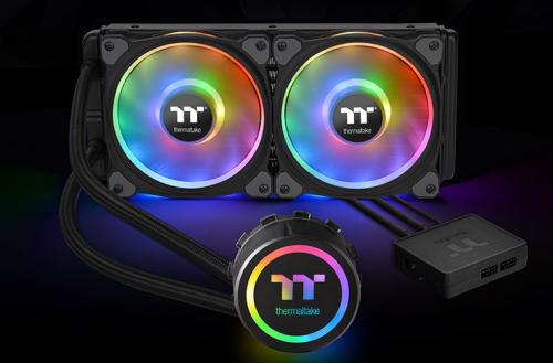 构建全新RGB灯光生态,Tt Neonmaker为你量身定制绚丽舞台