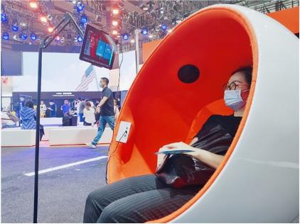 让智慧出行照进现实 斑马智行VENUS系统亮相2020广州车展上汽名爵展台