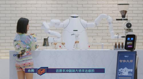 明星互动+机器人联动,猎豹移动商场机器人《奋斗吧主播》营销再升级
