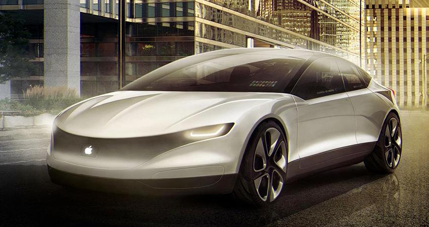 苹果推进自动驾驶汽车研发:拟于2024年生产一款乘用车