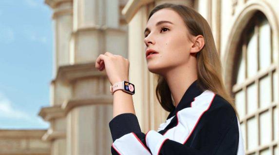 华为首款方形轻智能运动手表:华为WATCH FIT正式发布
