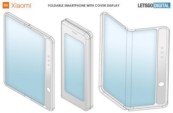 曝小米明年将推出三款折叠屏手机:外折、内折和翻盖