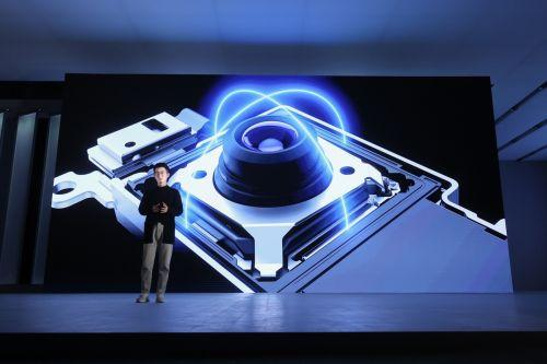 vivo X60系列影像旗舰正式发布 全系标配第二代微云台