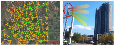安徽移动携手中兴通讯完成安徽省首个SSB 1+X规模连片立体协同覆盖商用验证
