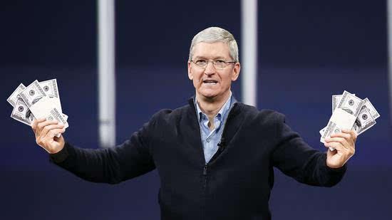 苹果CEO库克去年薪酬超1400万美元 其中绩效奖励1073万美元