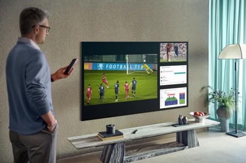 """三星发布2021年新款Neo QLED、MICRO-LED和Lifestyle电视,坚定履行""""可持续与无障碍未来""""的承诺"""