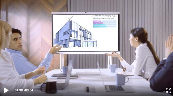 华为智能协作平板创意小视频来了,人工智能也能很浪漫!