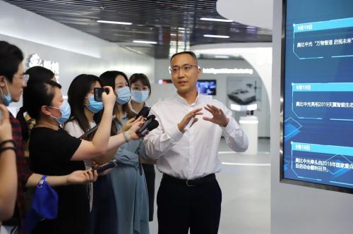 奥比中光黄源浩:用最好的3D传感技术赋能人工智能时代