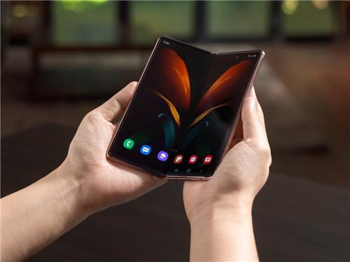 三星Galaxy Z Fold2 5G 用超强实力彰显未来体验