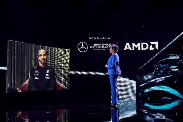 AMD总裁兼首席执行官苏姿丰博士在CES 2021上展示了一个数字化先行的世界