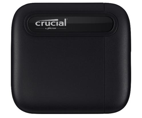 黑色饼干|Crucial英睿达X6 2TB移动固态硬盘测评