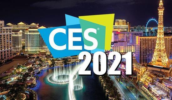 CES 2021云逛展:屏幕变强、变大也变弯了