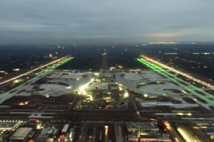 腾讯携手成都天府机场 打造智慧机场运行大脑