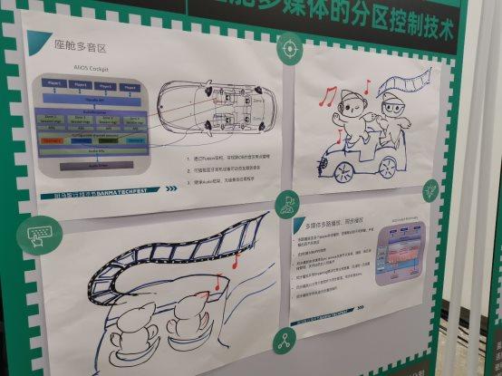 斑马智行系统技术曝光,首款智能座舱OS将亮相