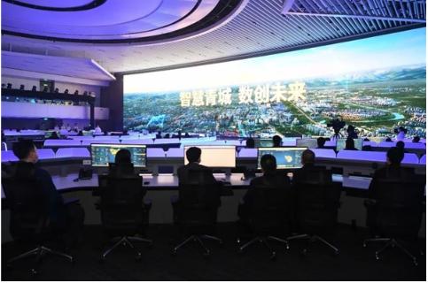 """呼和浩特""""城市大脑""""上线!紫光华智&新华三合力打造中西部智慧城市新样板"""