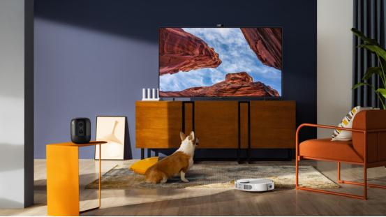 当鸿蒙OS遇上电视,华为智慧屏这样引领产业变革