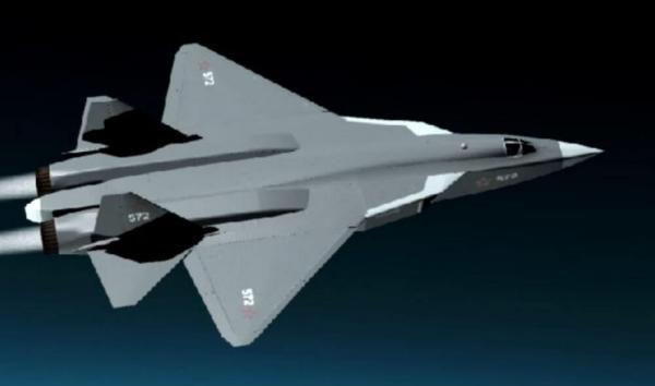 俄研发米格41新截击机:使用钛合金和碳纤维并配备人工智能系统