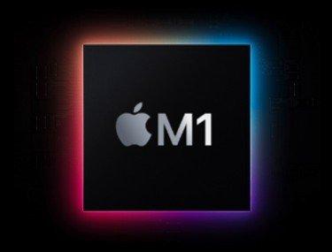 苹果首次晒出M1芯片Mac功耗:仅为Intel芯片版本1/3