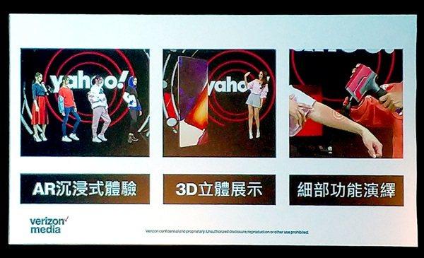 Yahoo整合AR+电商迎接5G高速网,微美全息搭建实时AR+AI直播云服务