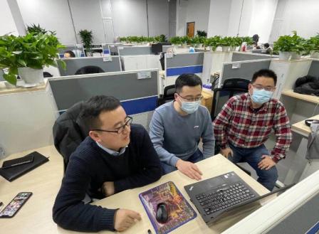 """72小时奋战农贸市场防疫监控""""上云"""" 中国移动云能力中心助力河北抗疫"""