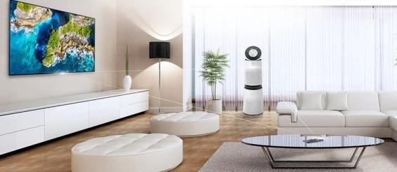 LG在产品中扩展了ThinQ和人工智能