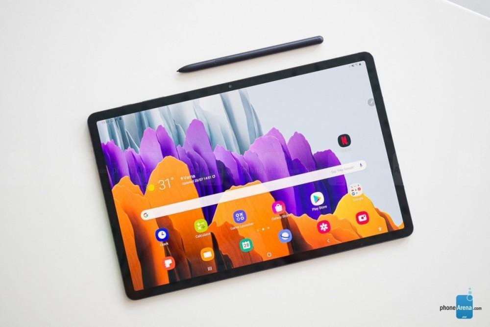 官方确认:三星Galaxy Tab S8平板电脑即将问世