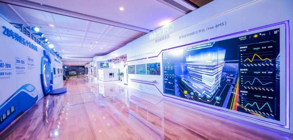 深入构建智慧生态,海尔物联网场景解决方案赋能城市建筑