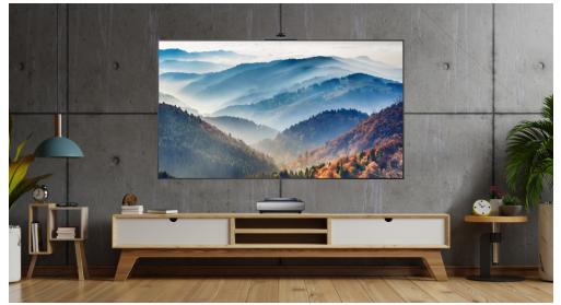 海信激光电视L9F系列 家庭影院新选择