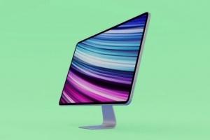 新款iMac Pro预计6月亮相:处理器基于M1芯片