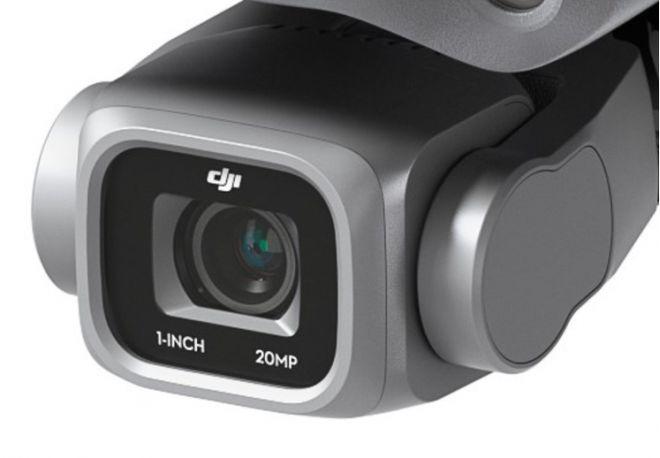 大疆Air 2S渲染图曝光 配改进型相机传感器
