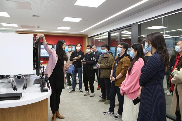 Poly博诣北京体验中心亮相 众多产品助力沉浸式体验未来新常态办公