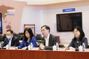 中国信息通信研究院与亚信安全正式达成战略合作