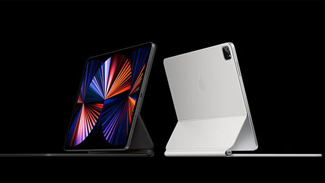 采用M1芯片性能提升50% iPad Pro搭载XDR显示屏