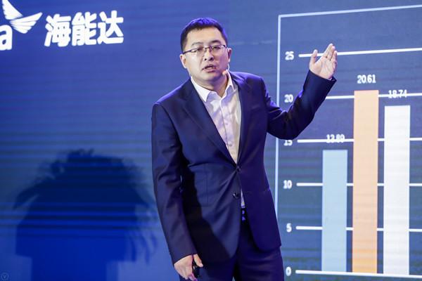 """海能达副总裁乔木:""""2+3+1"""" 战略助力海能达扎根中国"""
